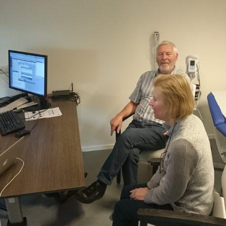 Punt voor Parkinson ontvangt eerste patiënten